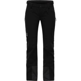 Haglöfs Rando Flex Pantalones Mujer, true black